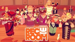 VR Arena game: Rec Room